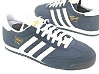 Adidas Dragon Mens Shoes Trainers Uk Size 7 - 12   G50919  Navy / White