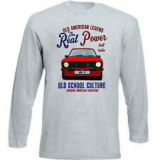 Vintage American Car Ford Mk Ii-Nuevo Algodón Camiseta