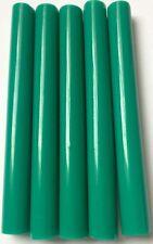 10 piezas Pistola de Pegamento Caliente palos en verde - 12mm X 100mm