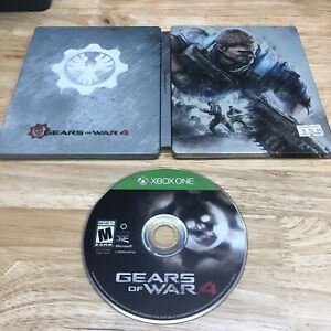 Gears of War 4 Xbox One 2016 With Case *