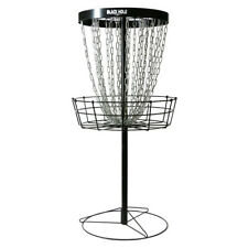 MVP Disc Golf Basket Black Hole Pro Catcher Target