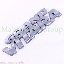 97-03 Suzuki Grand Vitara Door Fender Rear Trunk Emblem Nameplate OEM 98 99