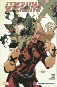 GENERATION X: SURVIVAL OF THE FITTEST VOL 2~MARVEL TPB NEW