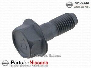 Genuine Nissan Disc Brake Caliper Pin Bolt Fits Many - NEW OEM