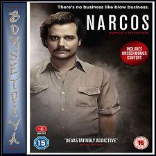 NARCOS - COMPLETE SEASON 1 - FIRST SEASON  *BRAND NEW DVD**