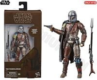 "Star Wars Black Series The Mandalorian Carbonized 6"" Target Exclusive"