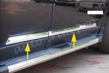 Door Body Side Molding Stripes Cover Trim Accessories For Jeep Compass 2011-2016