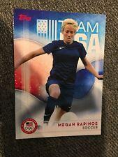 2016 Topps Team USA #20 Megan Rapinoe Soccer Card World Cup