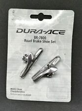 New - Shimano brake shoes - BR-7800 - Dura Ace - 1 pair - without pads - R55C2