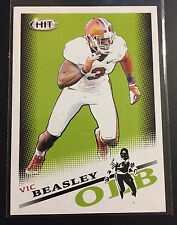 2015 Sage Hit Vic Beasley Rookie RC #103 Falcons