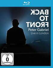 Peter Gabriel - Back To Front - Live NEW Blu-Ray