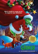Il Grinch (blu-ray 4k Ultra Hd + Blu-ray) Universal Pictures