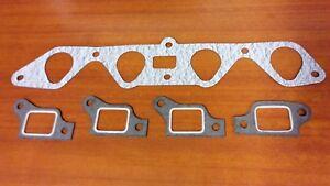 FORD PINTO MANIFOLD GASKET SET - 2.0 OHC 8V (EFI) , GRANADA, SIERRA & TRANSIT