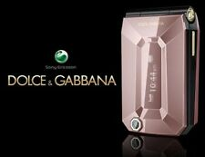 Sony Ericsson F100i Jalou Dolce & Gabbana (Ohne Simlock) 3G 3,2MP Original TOP