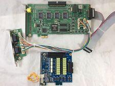 Techwell R4816EX PCI-e 16-Channel CCTV DVR Board Capture Card EXT AL1616UD