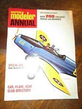 1965 American Modeler Annual Magazine, Very Good Shape, Airplane!