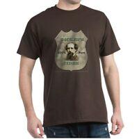 CafePress Dicken's Cider Dark T Shirt 100% Cotton T-Shirt (120474761)