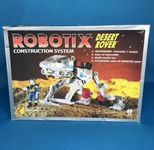 Robotix Construction System Desert Rover PARTIAL CONTENTS Learning Curve Toys