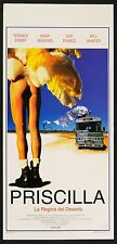 LOCANDINA, PRISCILLA The Adventures of Priscilla, Queen of the Desert POSTER