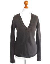 Marc O'Polo Pullover Longshirt Long sleeve Damenpullover S 36 38 dunkelgrau K24