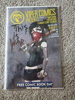 Viper Comics Presents Free Comic Book Day
