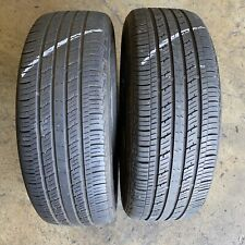 215/65R16 - 2 used tyres KUMHO KH18 : $60.00