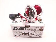 Avet MXJ 6/4 MC Raptor 2-Speed Fishing Reel  * Custom Color - Ice Fire
