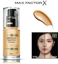 MAXFACTOR X MIRACLE MATCH FOUNDATION BLUR & NOURISH 47 NUDE 30ML