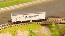 """ROCO 2307B   PSCHORR BRAU bier wagon      """"BOXED""""     N Gauge"""