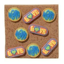 Corkies Push Pins Stocking Party Bag Stuffers Gifts Love B175
