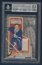 RED KELLY 2001-02 BAP ULTIMATE STANLEY CUP 8 TIME 9/50 BECKETT 8.5 14369