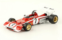 Ferrari 312 B2 (1972) Mario Andretti  Diecast 1:43 F1 Collection New Sealed