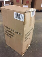Walking Dead Season 3 Dog Tags, Retail Case Of 240 Packs To Cherish 10 BOXES/24