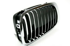 Genuine BMW E46 Front Radiator Kidney Chrome Grille Right OEM 51138208686