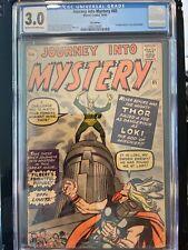 journey into mystery 85 3.0 CGC UK variant