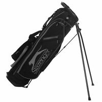Slazenger Unisex Micro Stand Bag Golf Zip Sport