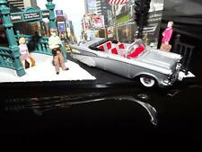 2000 1957 CONVERTIBLE BEL AIR WITH RUBBER WHITE WALL TIRES & CHROME  MAG WHEELS!