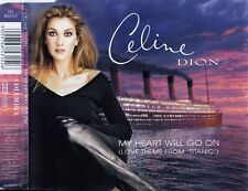 CELINE DION : MY HEART WILL GO ON / CD - TOP-ZUSTAND