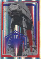 TOPPS-STICKER 186-STAR WARS-gli ultimi Jedi
