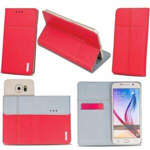 Handy Tasche für HTC Desire 19s Book Case Klapp Cover Schutz Etui Hülle
