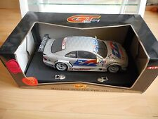 Maisto Mercedes CLK DTM #1 Schneider in Grey on 1:18 in Box