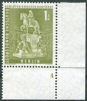 Berlin 154 postfrisch Formnummer FN 4 Berliner Stadtbilder II Großer Kurfürst