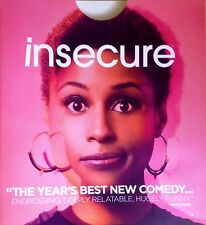 INSECURE, Issa Rae/Jay Ellis, FYC HBO EMMY AWARD VIEWER DVD 3 Episodes 2017