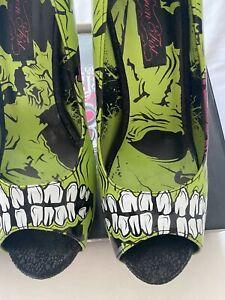 Vintage Iron Fist Zombie Shoes