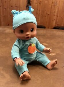 Baby Alive 2006 Wets and wiggles hispanic girl doll