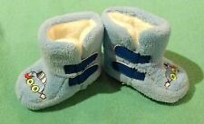 Baby-Hausschuhe aus Baumwollmischung für Jungen