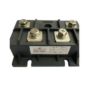 MDQ-200A Bridge Rectifier 200A 1600V Single Phase Full Wave Diode Module