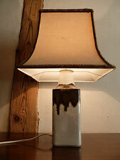 ZICOLI Limbach,  FAT LAVA Lampe - Tischlampe - 70er - 70s - true Vintage