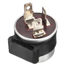For Yamaha Flasher Relay 12V 23W 3 Prong Turn Signal Round Style 66-86782
