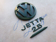 06-10 VW Jetta 2.5 Liftgate 1K5 853 630 Emblem Logo Decorative Decal Scripts Set